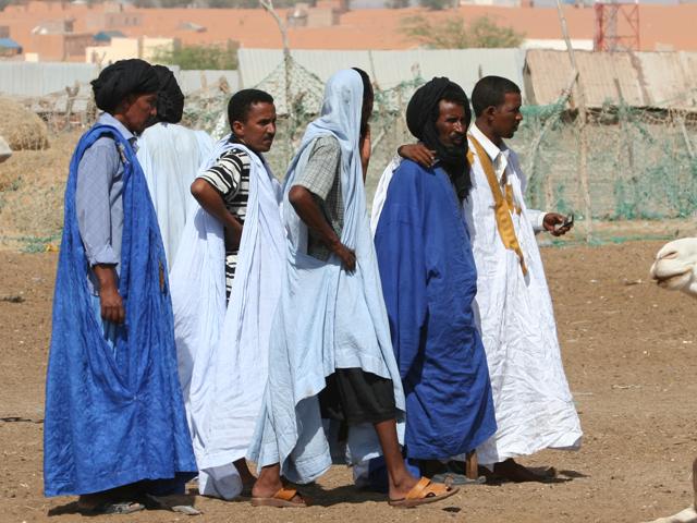 Marché du dromadaire Source : http://fr.wikipedia.org/wiki/Nouakchott