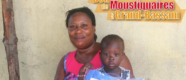Article : Vite, des moustiquaires, le paludisme n'attend pas