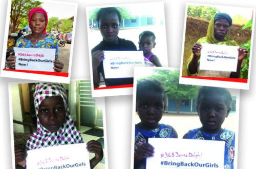 Article : #365JoursDéjà : la Toile investie par les femmes pour la libération des lycéennes de Chibok