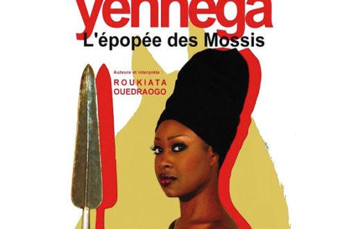Article : Yennega, l'épopée des Mossis au théâtre