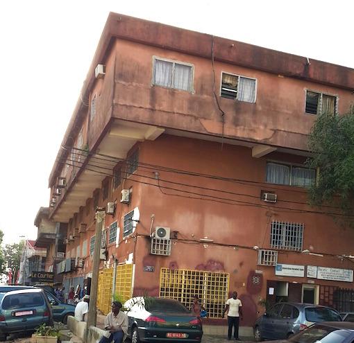 Immeuble Baldé-Zaire à Sandervalia - Conakry