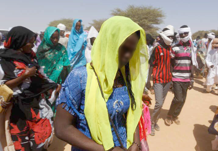 Cérémonie de mariage traditionnel - Tchad